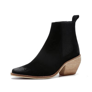 Stylish And Simple Breathable Women's Boots