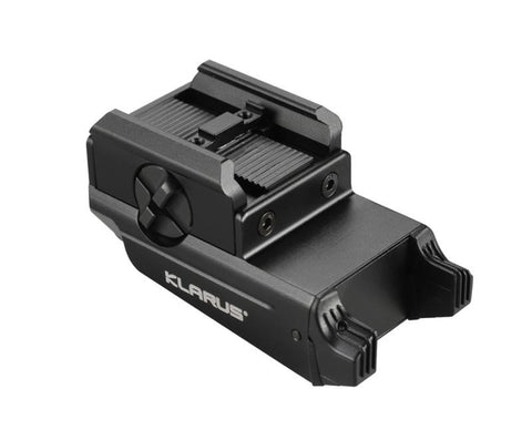 Adjustable rail/Slide position to allow custom positioning on the GL1