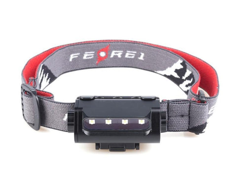 The Bat by Ferei utilises 4 x LEDs to give your beam a good diffused output