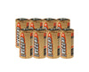 Pack of 8 Ansmann CR123A 3V Li-ion Batteries