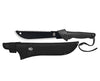 Gerber Gator® Machete JR™ fitted to it's included Riveted, nylon sheath