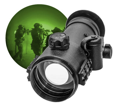 GSCI CNVD-22 Clip-On Night Vision Device Green Phosphor for Tactical Operations
