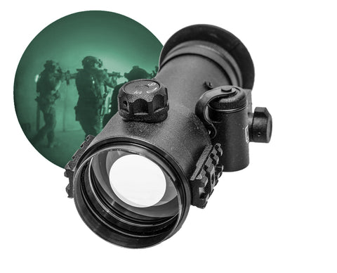 GSCI CNVD-22 Clip-On Night Vision Device White Phosphor for Tactical Operations