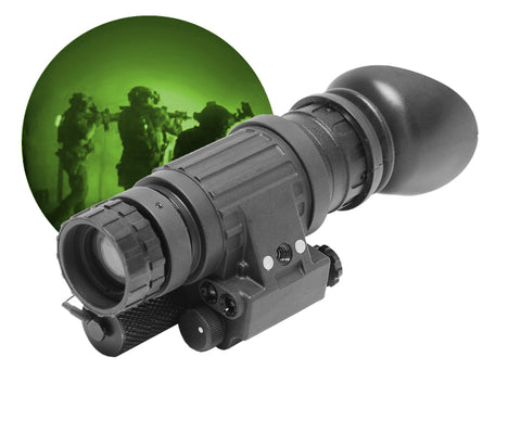 PVS-14C Green Phosphor Night Vision Monocular for Tactical Operations