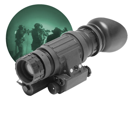 PVS-14C White Phosphor Night Vision Monocular for Tactical Operations
