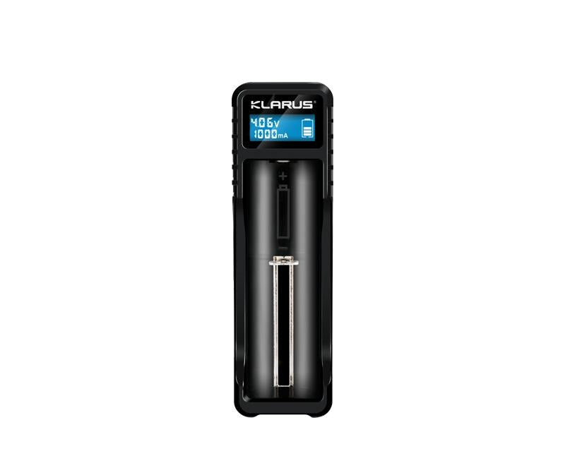 Klarus K1X Two-in-One Smart Charger & USB Powerbank