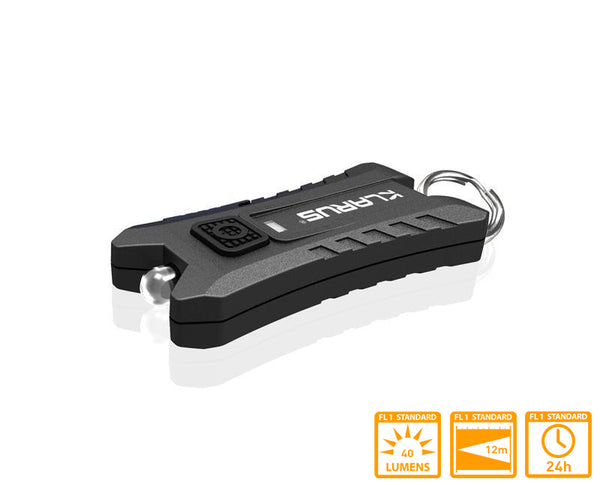 Klarus MI2 EDC Keychain LED Light with 40 Lumens
