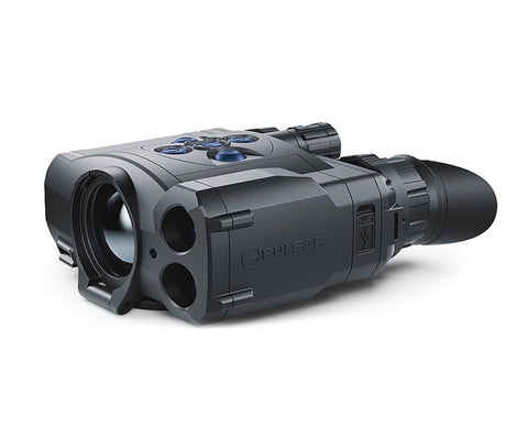Integrated highly accurate laser rangerfinder detects up to 1000m away