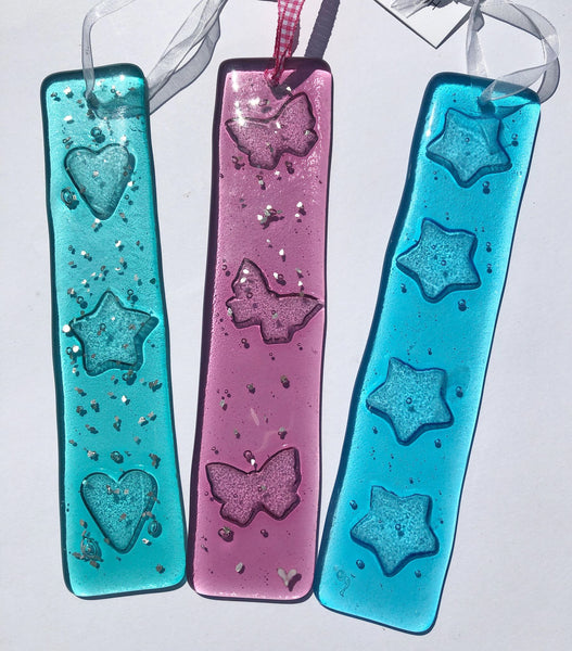 Embossed Sun Catchers