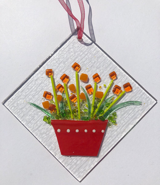 Square Hanging Basket (more colours)