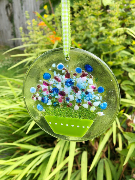 Round Hanging Basket (more colours)