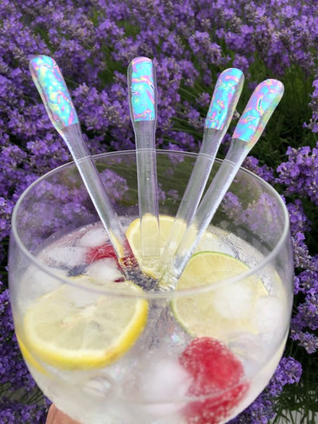 Unicorn Swizzle Sticks