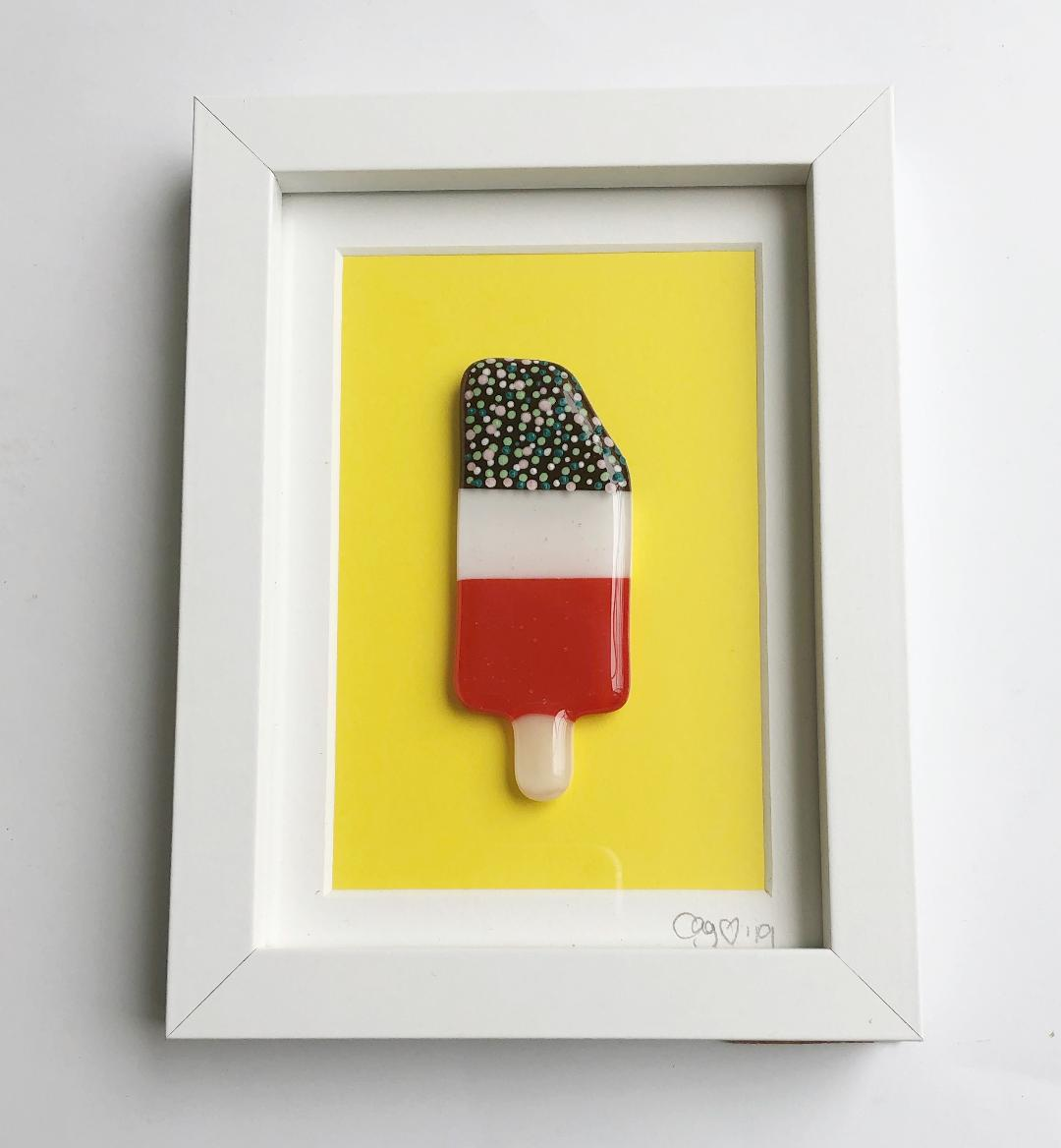 FAB ice lolly