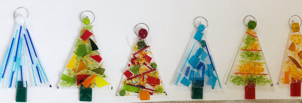 Make at Home Multicoloured Christmas Tree Kit