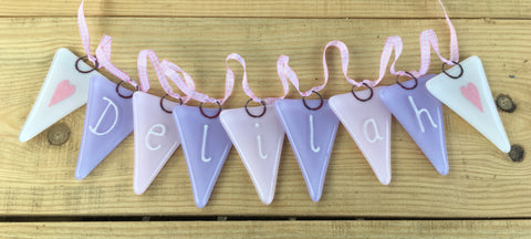 Customised Personalised Baby Bunting