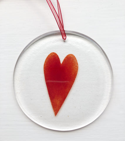 Love Heart Suncatcher