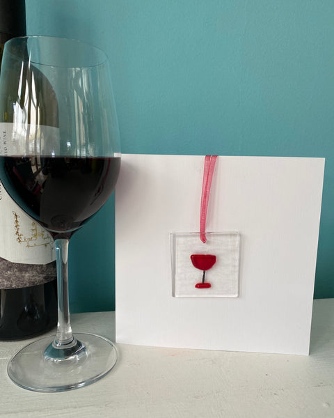 Glass of Red!