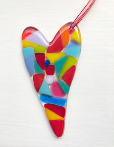 Quirky Long Heart