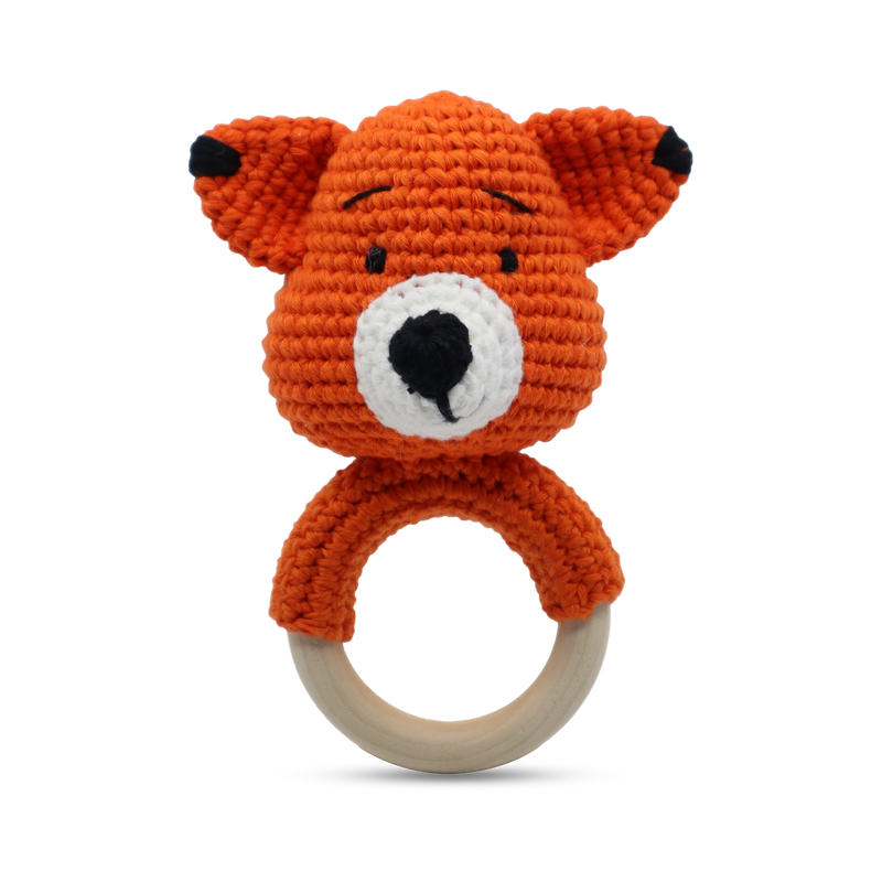 Fox - Ring Rattle