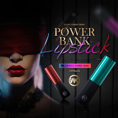 Lipstick POWERBANK   (COMPATIBLE QUEENIE DIAPER BAG)