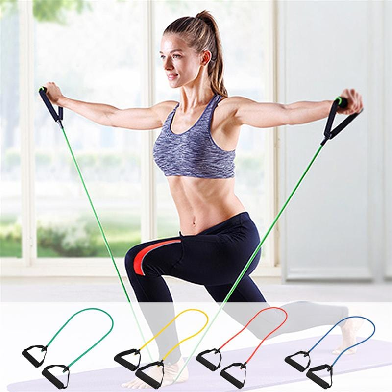 PULLIT™  EXERCISE RESISTANCE BAND SET