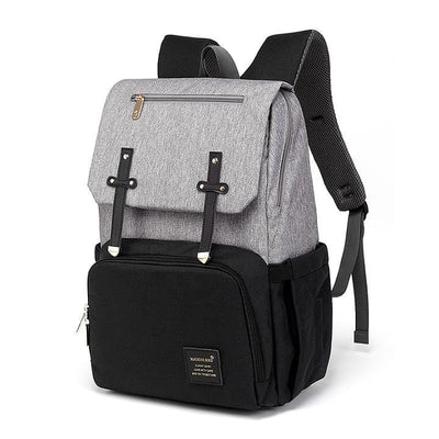 Kylee USB Diaper Backpack Bag
