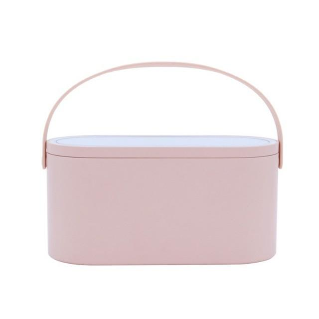 "MakeUp Light Case  "" On-The-Go """