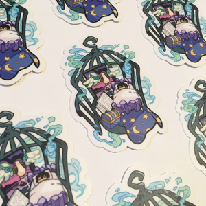 CTC- Baby Iris stickers