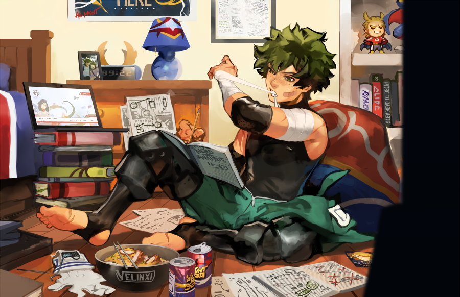 BNHA- Maintenance Required Print