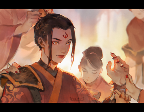 [Limited time run PREORDER] ATLA- Azula print
