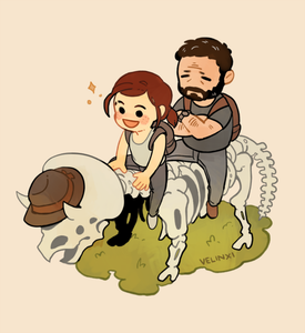 [PRE-ORDERS] TLOU- Stickers