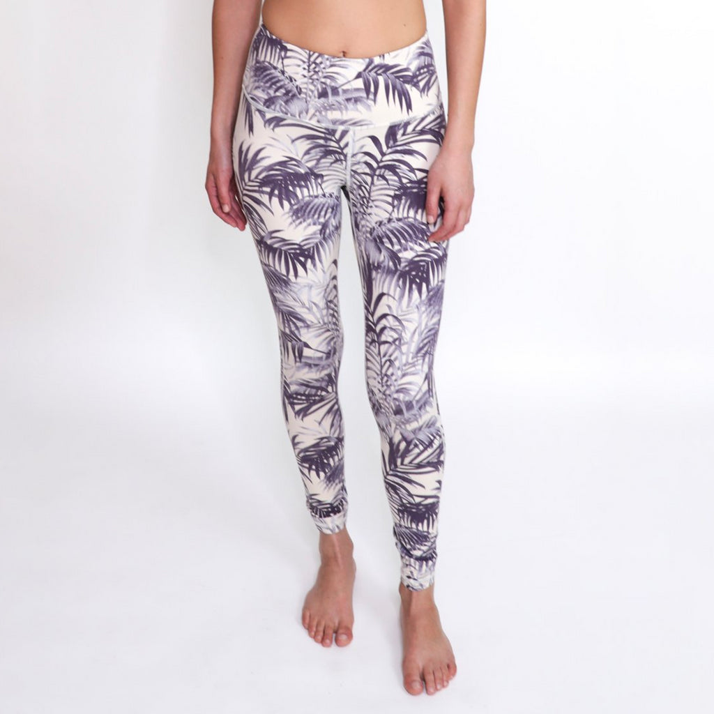 Tropical Amethyst Leggings