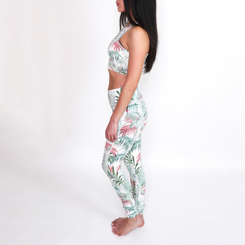 Tropical Jadeite Leggings