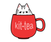 Kit-Tea Cat T-Shirt