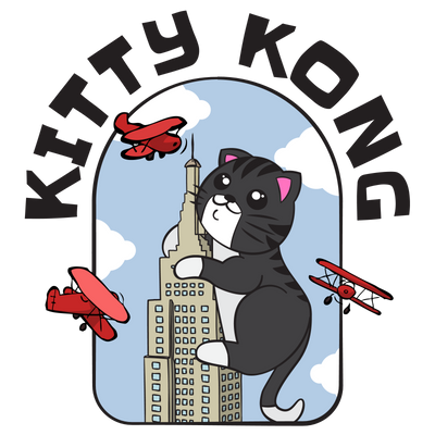 Kitty Kong T-Shirt
