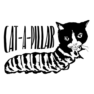 CAT-a-Pillar T-Shirt