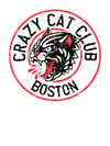 Crazy Cat Club Boston Chapter T-Shirt