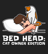Good Morning Cat Head T-Shirt