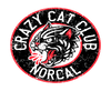 Crazy Cat Club Northern California Chapter T-Shirt