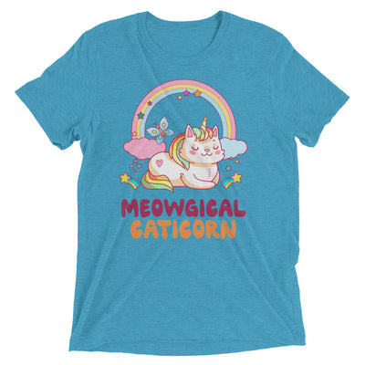Meowgical Caticorn T-Shirt