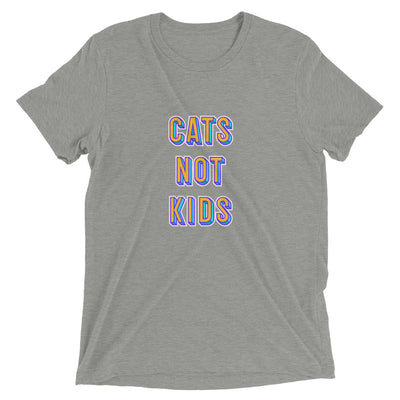 Cats Not Kids T-Shirt