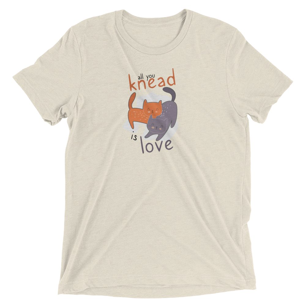 All You Kneed Is Love Cat T-Shirt