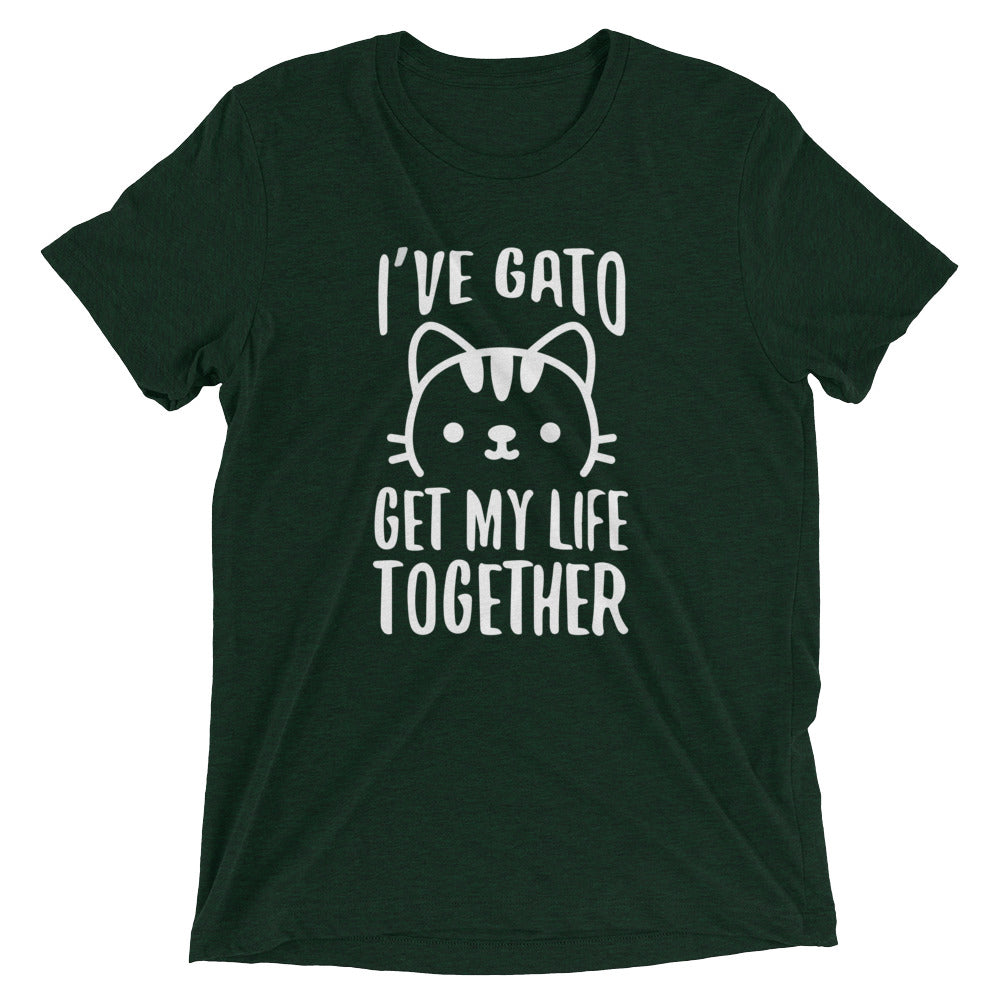 Gato Get My Life Together Cat T-Shirt
