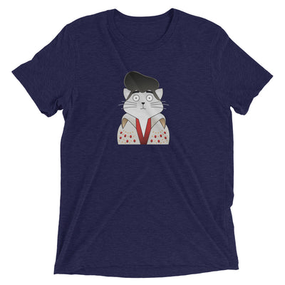 Elvis Cat T-Shirt