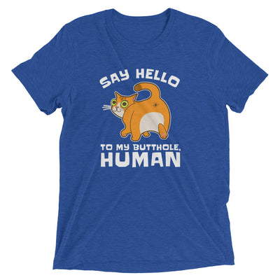 Hello Cat Butthole T-Shirt