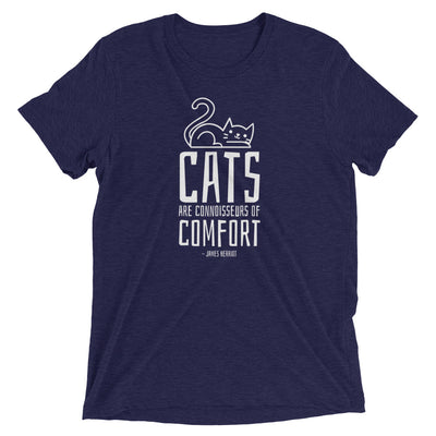 Cats are Connoisseurs of Comfort T-Shirt