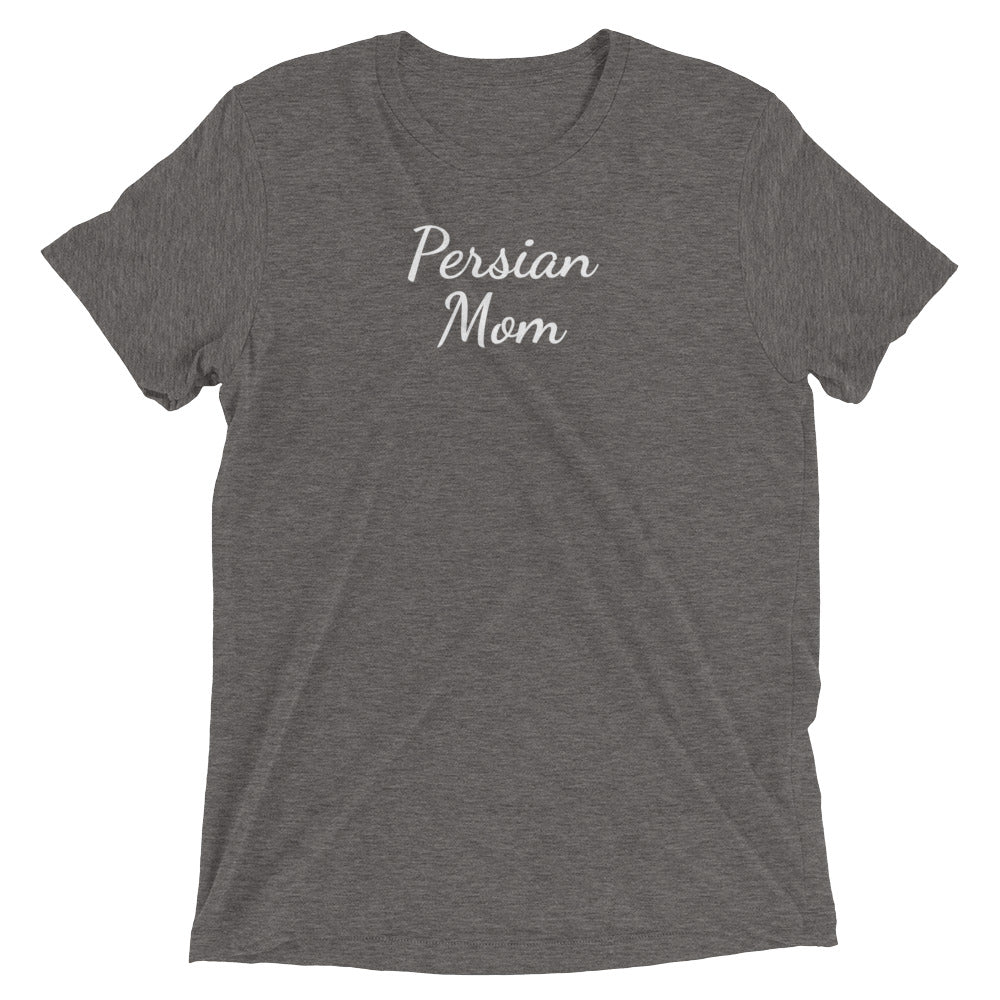 Persian Cat Mom T-Shirt