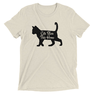 Cats Bless This Home T-Shirt