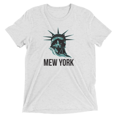 Mew York Cat Short sleeve t-shirt