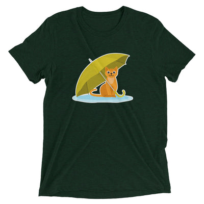 Rainy Day Kitty T-Shirt